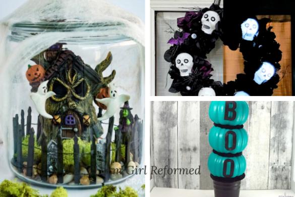 20 Halloween Decor Ideas from Dollar Tree