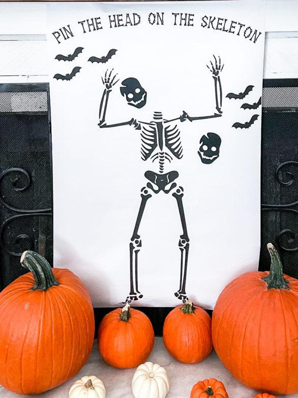 Free Printable Halloween Party Game